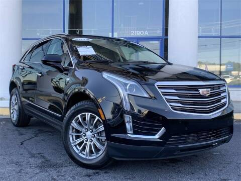 2018 Cadillac XT5 for sale at Capital Cadillac of Atlanta in Smyrna GA