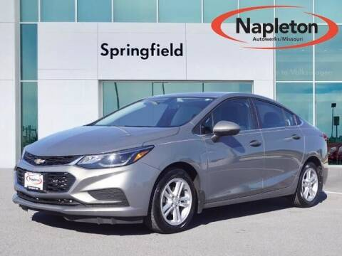 2018 Chevrolet Cruze for sale at Napleton Autowerks in Springfield MO