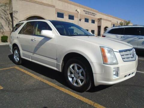 2007 Cadillac SRX for sale at COPPER STATE MOTORSPORTS in Phoenix AZ
