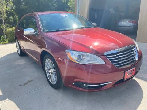 2012 Chrysler 200 for sale at Jeff's Auto Sales & Service in Port Charlotte FL