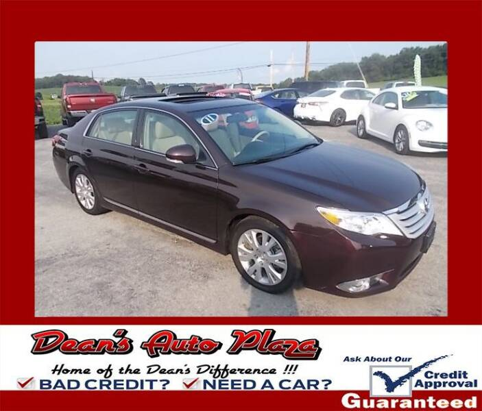 2011 Toyota Avalon for sale at Dean's Auto Plaza in Hanover PA