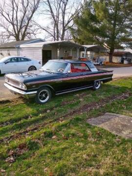 1963 Ford Fairlane for sale at Classic Car Deals in Cadillac MI