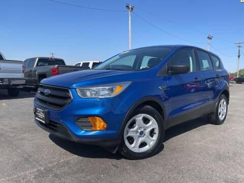 2017 Ford Escape for sale at Superior Auto Mall of Chenoa in Chenoa IL