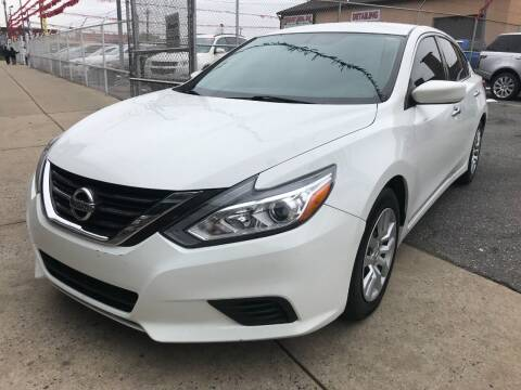 2018 Nissan Altima for sale at The PA Kar Store Inc in Philladelphia PA