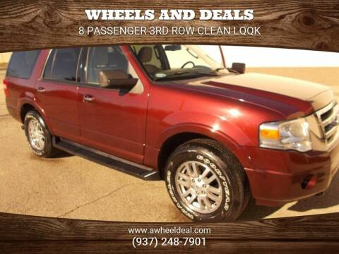 2011 Ford Expedition for sale at Wheels and Deals in New Lebanon OH