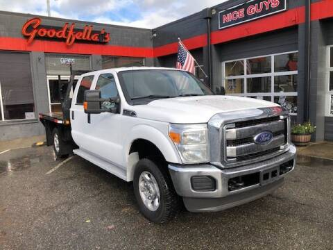 2015 Ford F-350 Super Duty for sale at Goodfella's  Motor Company in Tacoma WA