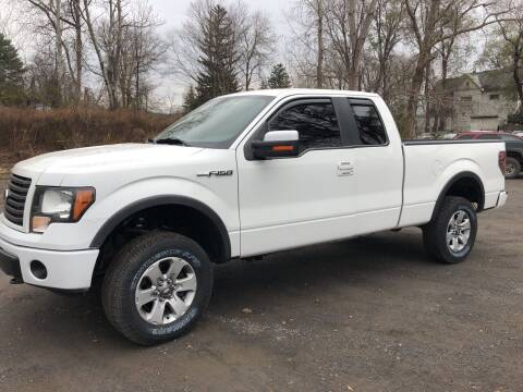 2011 Ford F-150 for sale at ASC Auto Sales in Marcy NY