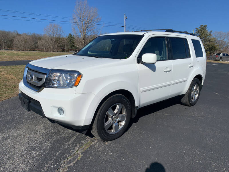 2010 Honda Pilot for sale at Gary Sears Motors in Somerset KY