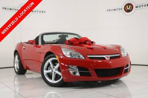 2008 Saturn SKY for sale at INDY'S UNLIMITED MOTORS - UNLIMITED MOTORS in Westfield IN