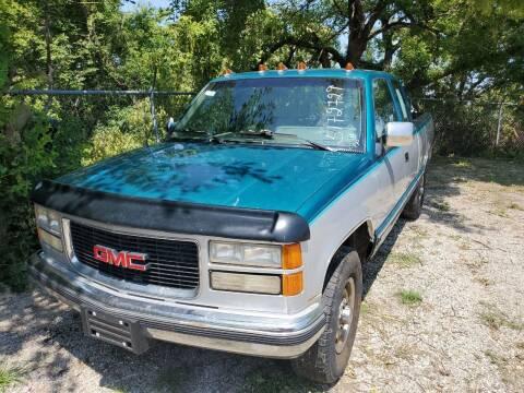 1994 GMC Sierra 2500 for sale at Straightforward Auto Sales in Omaha NE