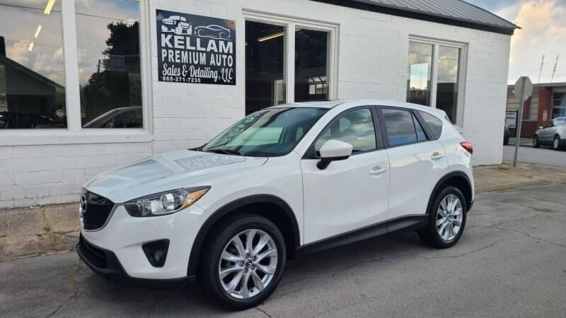2014 Mazda CX-5 for sale at Kellam Premium Auto Sales & Detailing LLC in Loudon TN
