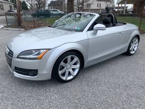 2008 Audi TT for sale at On The Circuit Cars & Trucks in York PA
