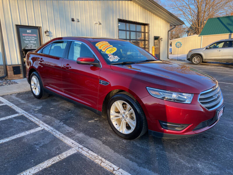 2015 Ford Taurus for sale at Kubly's Automotive in Brodhead WI