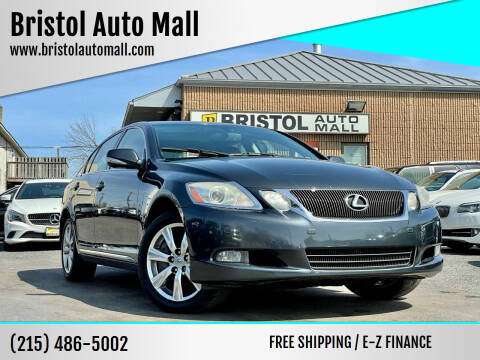 2010 Lexus GS 350 for sale at Bristol Auto Mall in Levittown PA
