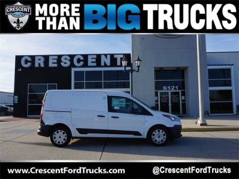 2021 Ford Transit Connect Cargo for sale at Crescent Ford in Harahan LA