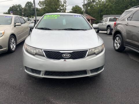 2013 Kia Forte for sale at Cars for Less in Phenix City AL