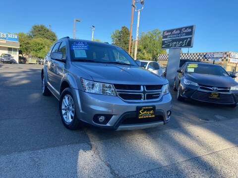 2016 Dodge Journey for sale at Save Auto Sales in Sacramento CA