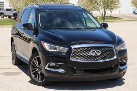 2017 Infiniti QX60 for sale at Big O Auto LLC in Omaha NE