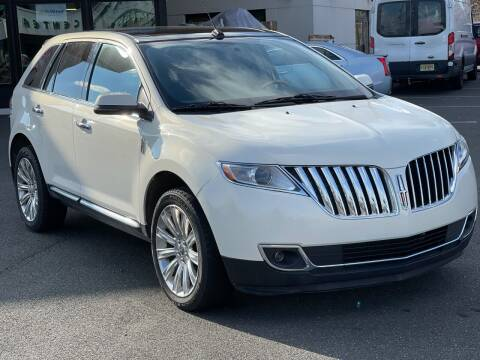 2012 Lincoln MKX for sale at MAGIC AUTO SALES in Little Ferry NJ