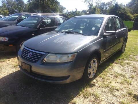 2006 Saturn Ion for sale at Malley's Auto in Picayune MS