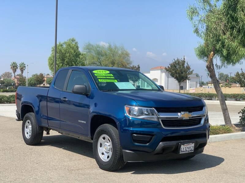 2019 Chevrolet Colorado for sale in Rialto, CA