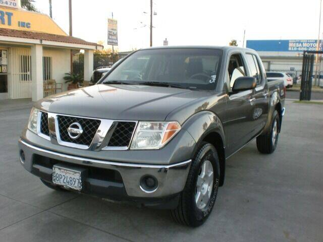2008 Nissan Frontier for sale at Williams Auto Mart Inc in Pacoima CA