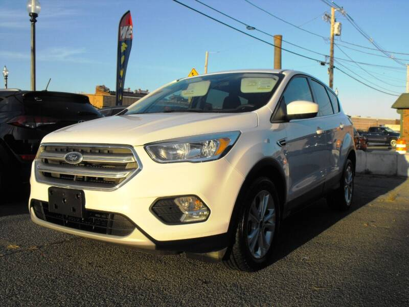 2017 Ford Escape for sale at Merrimack Motors in Lawrence MA