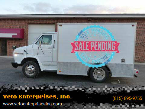 1995 Chevrolet Forward Control Chassis for sale at Veto Enterprises, Inc. in Sycamore IL