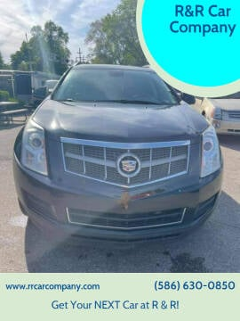 2011 Cadillac SRX for sale at R&R Car Company in Mount Clemens MI