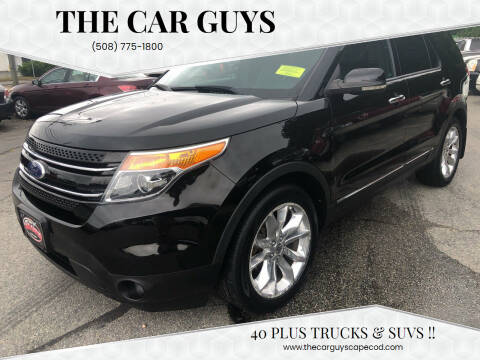 2011 Ford Explorer for sale at The Car Guys in Hyannis MA