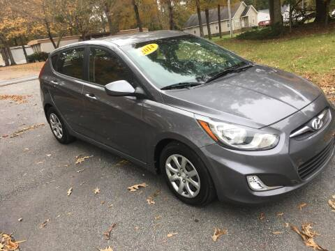 2014 Hyundai Accent for sale at Speed Auto Mall in Greensboro NC