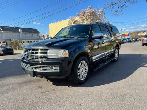 2012 Lincoln Navigator L for sale at Kapos Auto, Inc. in Ridgewood, Queens NY