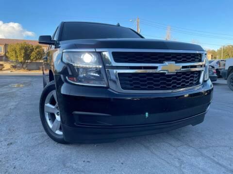 2015 Chevrolet Tahoe for sale at Boktor Motors in Las Vegas NV