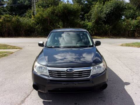 2009 Subaru Forester for sale at Auto Sales Sheila, Inc in Louisville KY