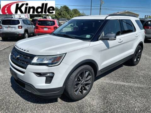 2019 Ford Explorer for sale at Kindle Auto Plaza in Cape May Court House NJ