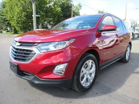 2020 Chevrolet Equinox for sale at PRESTIGE IMPORT AUTO SALES in Morrisville PA