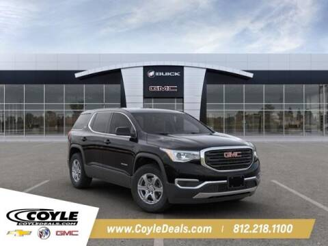 2019 GMC Acadia for sale at COYLE GM - COYLE NISSAN - Coyle Nissan in Clarksville IN