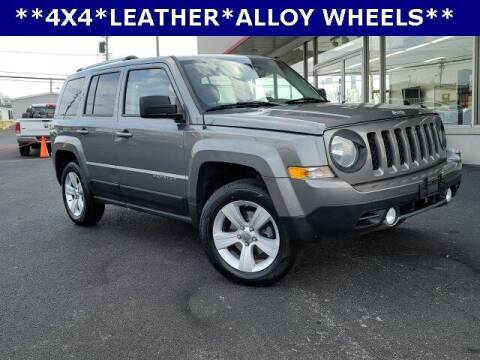2011 Jeep Patriot for sale at Ron's Automotive in Manchester MD
