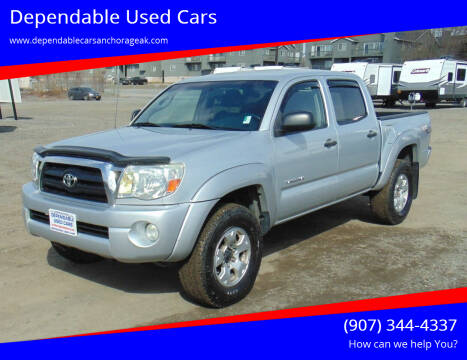 2006 Toyota Tacoma for sale at Dependable Used Cars in Anchorage AK