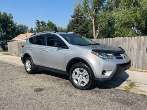 2014 Toyota RAV4 for sale at Ace Auto Sales in Boise ID