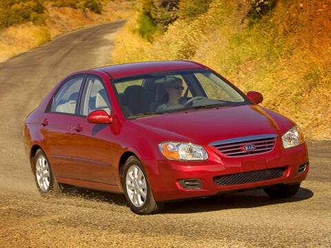 2009 Kia Spectra for sale at Metairie Preowned Superstore in Metairie LA
