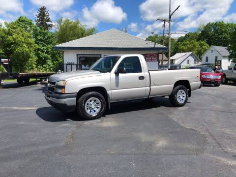 2006 Chevrolet Silverado 1500 for sale at WXM Auto in Cortland NY