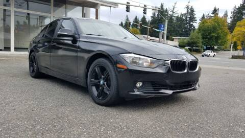 2013 BMW 3 Series for sale at Seattle Auto Deals in Everett WA