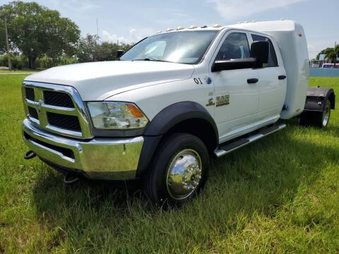 2014 RAM Ram Chassis 4500 for sale at VC Auto Sales in Miami FL