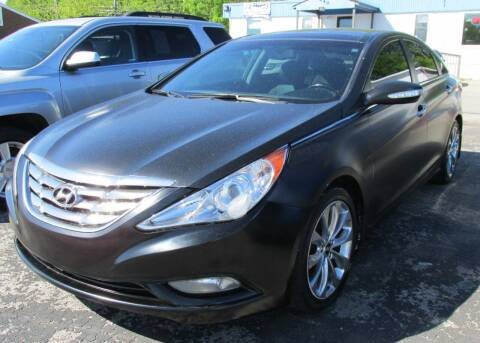 2012 Hyundai Sonata for sale at Express Auto Sales in Lexington KY