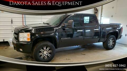 2008 Chevrolet Silverado 1500 for sale at Dakota Sales & Equipment in Arlington SD