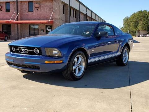 2007 Ford Mustang for sale at Best Auto Sales LLC in Auburn AL