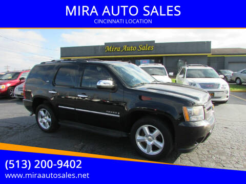 2009 Chevrolet Tahoe for sale at MIRA AUTO SALES in Cincinnati OH