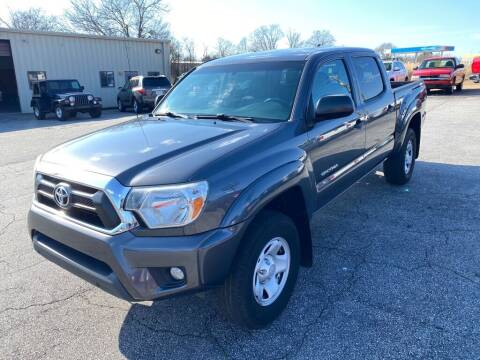 2015 Toyota Tacoma for sale at Brewster Used Cars in Anderson SC