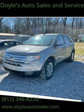 2007 Ford Edge for sale at Doyle's Auto Sales and Service in North Vernon IN